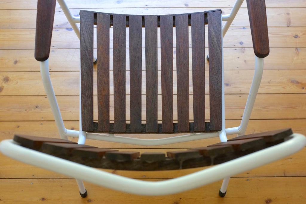 Danish garden chairs (2)