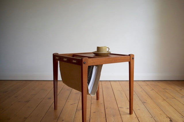 Bent Silberg magazine table