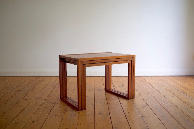Kai Kristiansen nest of tables