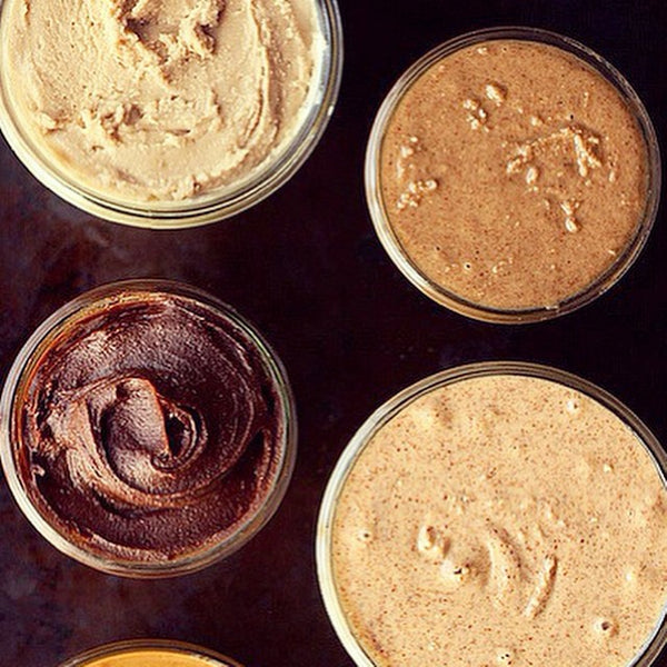 Cinammon Vanilla Almond Butter