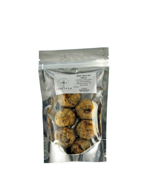 Fruit Seed & Nut Balls