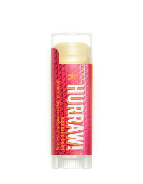 Hurraw! Limited Edition Lip Balms