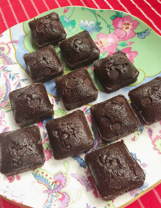 Fudgy Brownie Bites