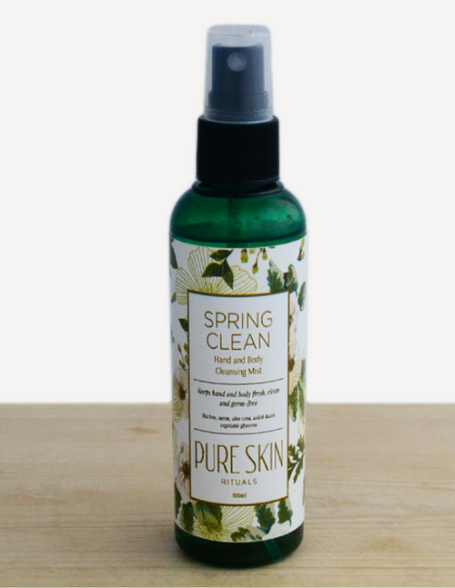 Spring Clean Hand & Body Cleansing Mist