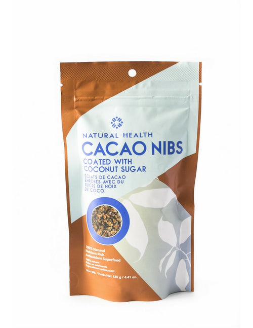 Coated Cacao Nibs