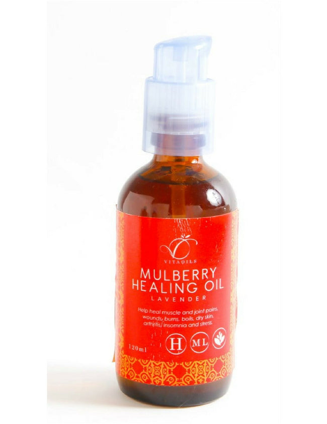 Mulberry Healing Oil (Lavender)