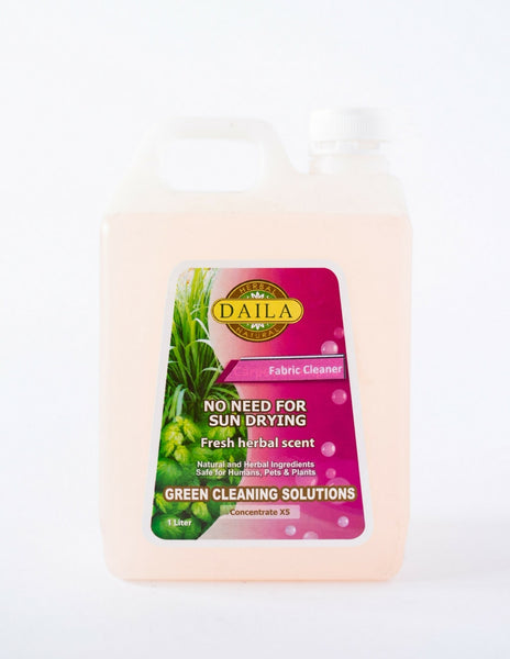 Liquid Gentle Fabric Cleaner
