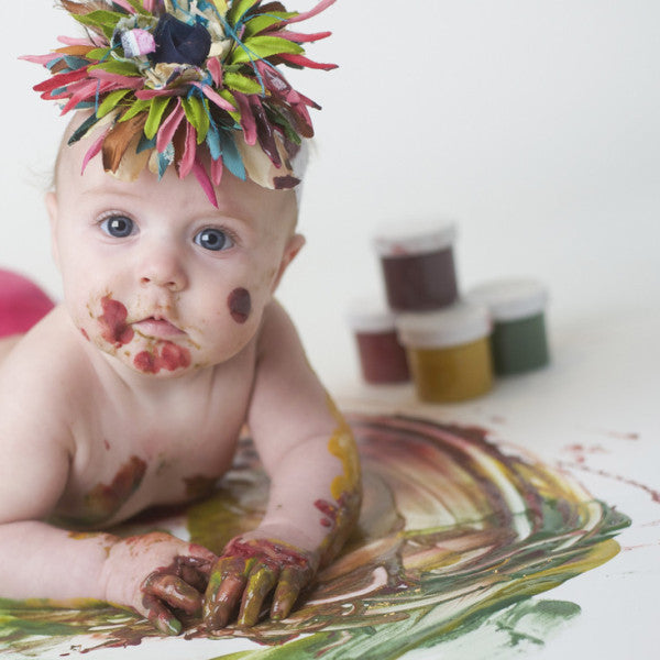 Veggie Baby Tempera Paint