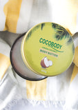 Virgin Coconut Body Butter (Lavender)