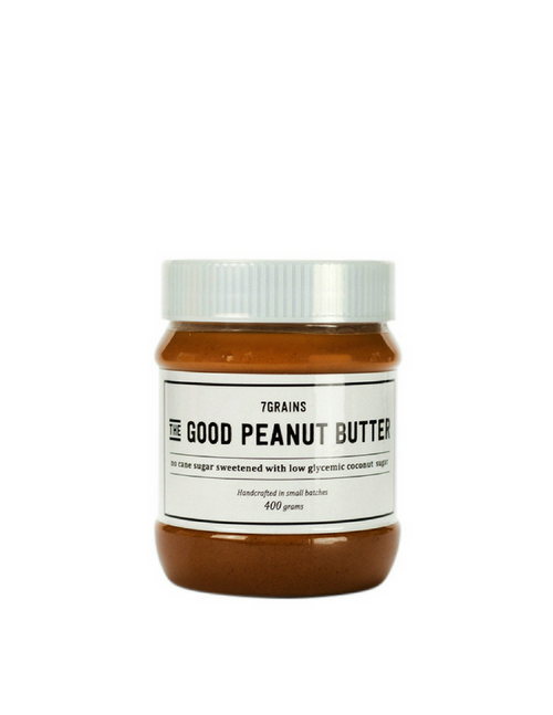 The Good Peanut Butter