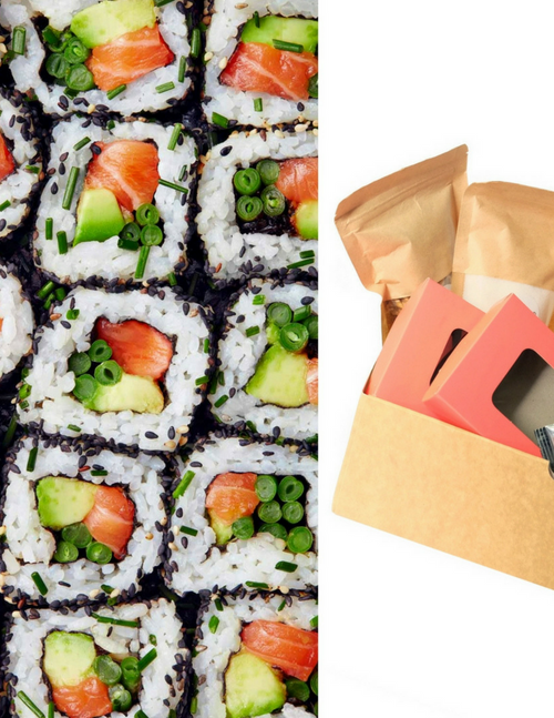 Californa Sushi Roll Kit