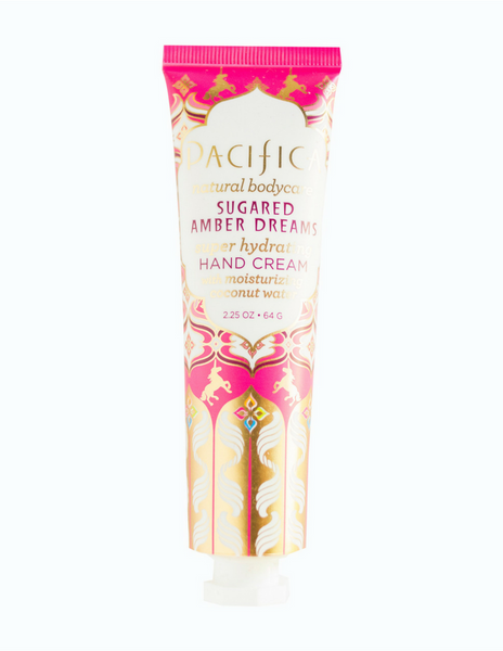 Sugared Amber Dreams Hand Cream