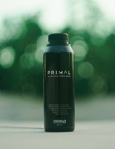 Primal Organic Energy Drink (12-pack)