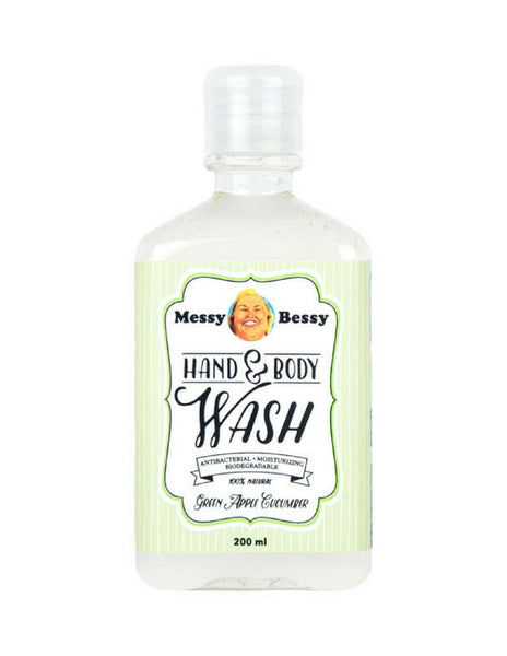 Hand & Body Wash (Green Apple Cucumber)