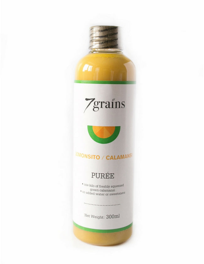 All-Natural Lemonsito / Calamansi Puree Juice