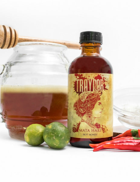 Mata Hari Hot Honey Hot Sauce