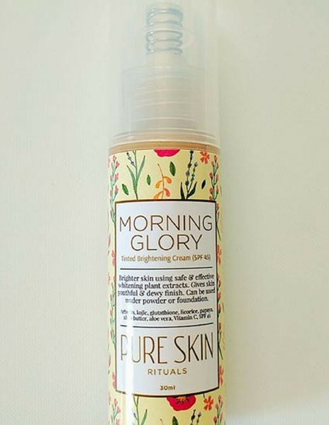 Morning Glory Tinted Brightening Cream SPF 45