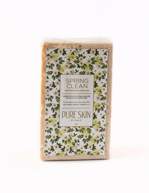 Spring Clean Soap