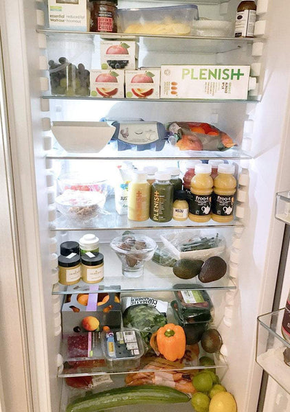 What A Nutritionist Keeps In Her Fridge
