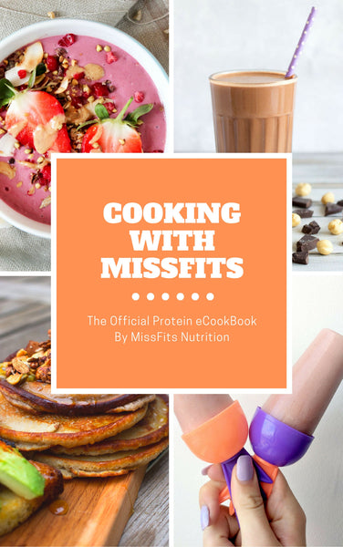 MissFits Nutrition Protein Recipes Cookbook