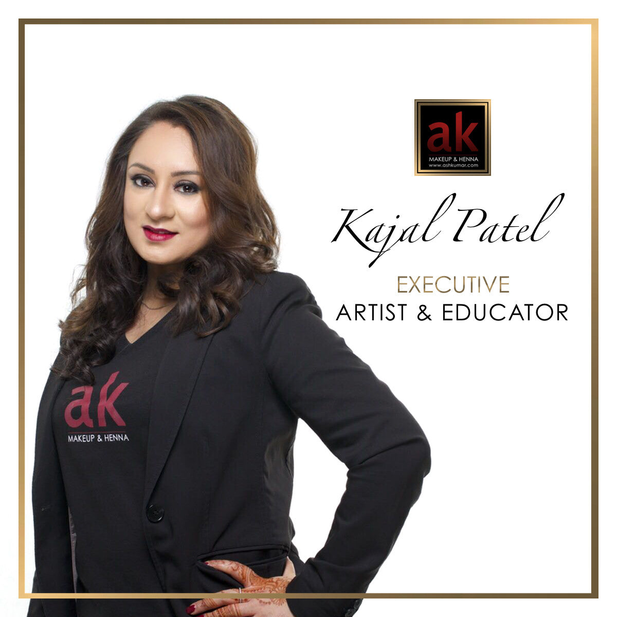 KAJAL PATEL (UK & International)