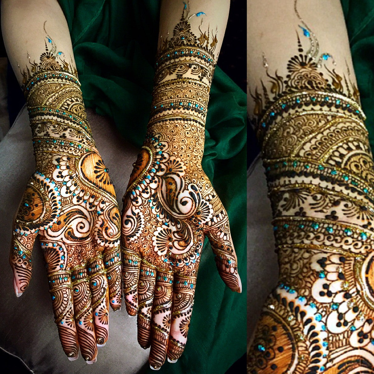 HENNA BEAUTIFUL BY ASH KUMAR