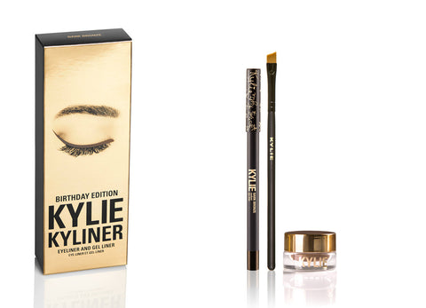 Dark Bronze - Birthday Edition Kyliner Kit (Limited Edition)