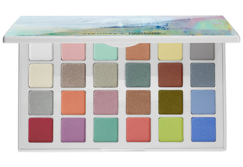 Modern Watercolors Eye Palette (Sephora + Pantone Universe Limited Edition Collection)