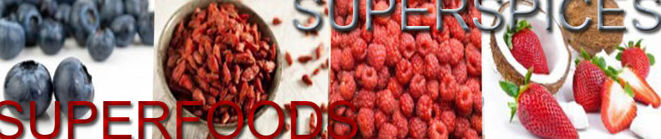 Superfoods & Superspices