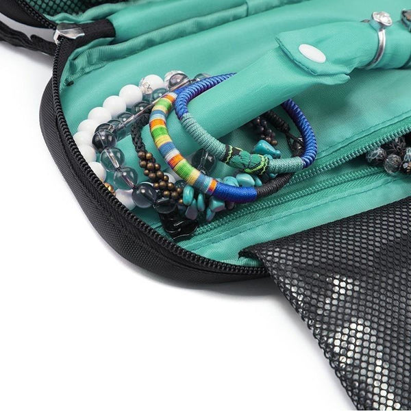 Cosmetic Jewelry Holder Travel Bags-Bohemian Brunch