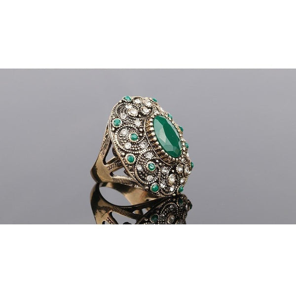 Fashion Vintage Jewelry Rings-Bohemian Brunch