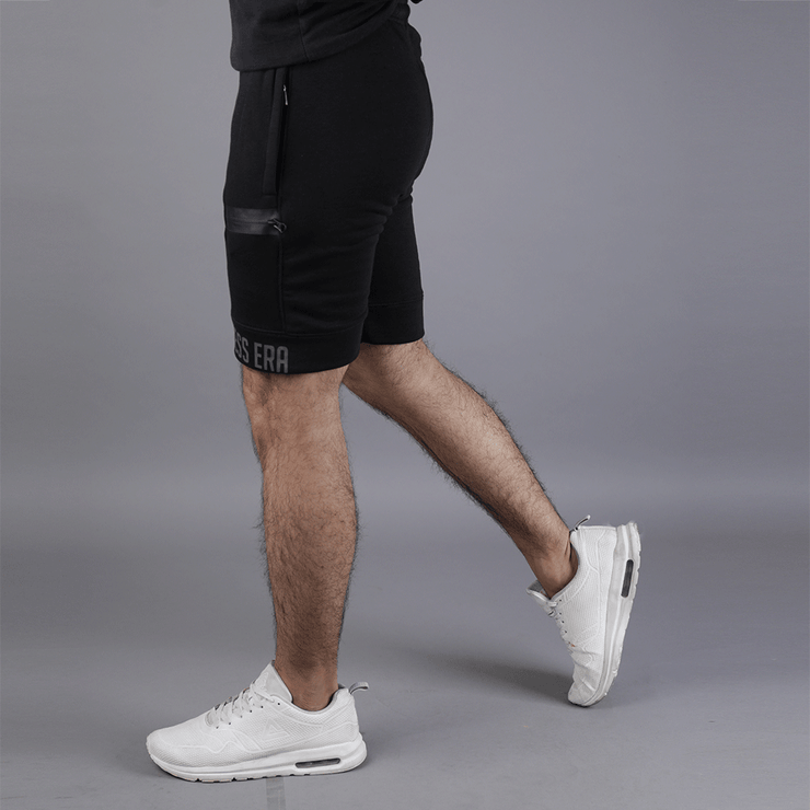 TFE Black Shorts - TeeFit Fashion