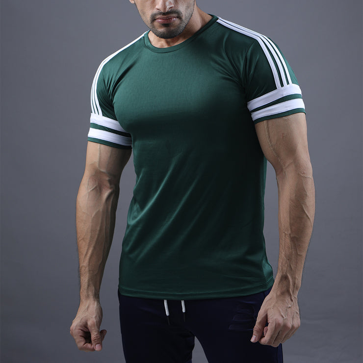 Dark Green Performance Shirt