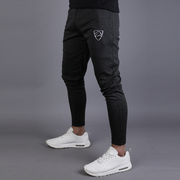 Double Interlock Dark Charcoal Quick Dry Bottoms - TeeFit Fashion