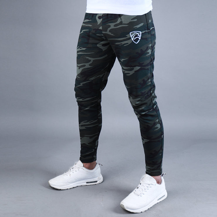 Limited Edition Green Camouflage Bottoms
