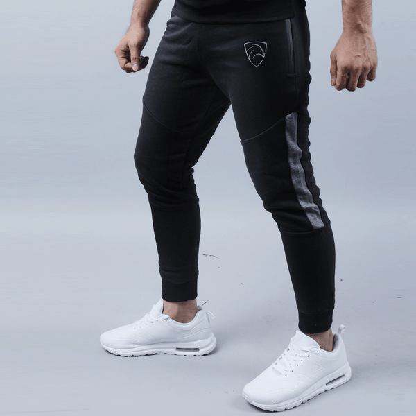 Tf-Black Terry Cut Bottoms
