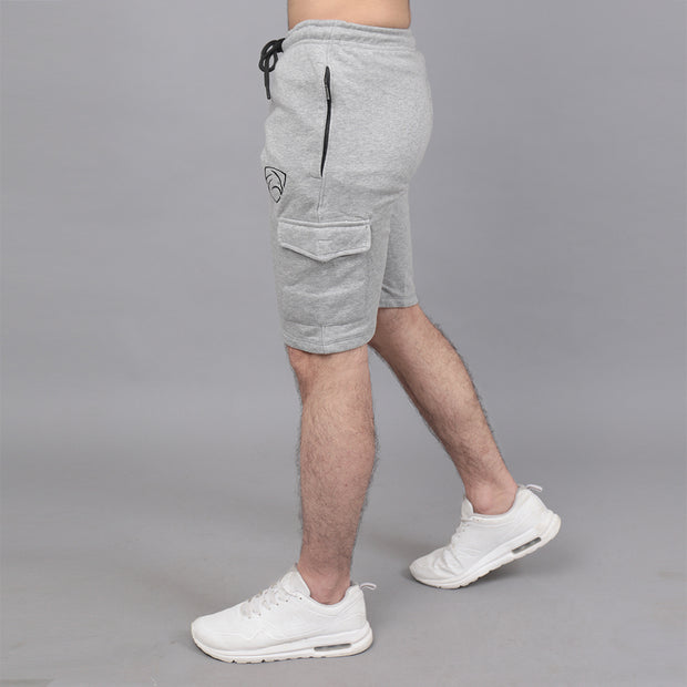 Tf-Grey Cargo Shorts