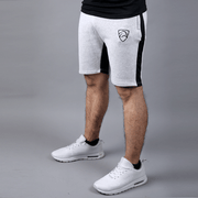 Grey Hybrid Shorts - TeeFit Fashion