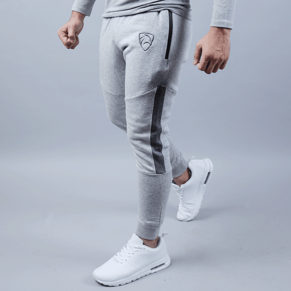 Tf-Grey Terry Cut Bottoms