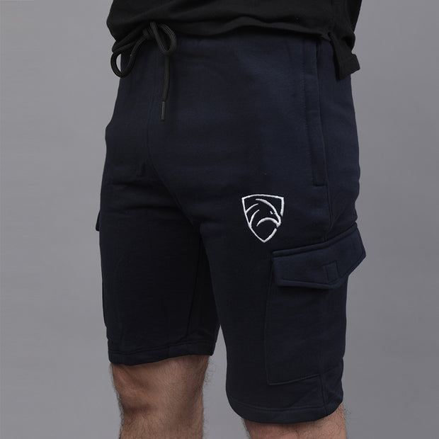 Tf-Navy Cargo Shorts