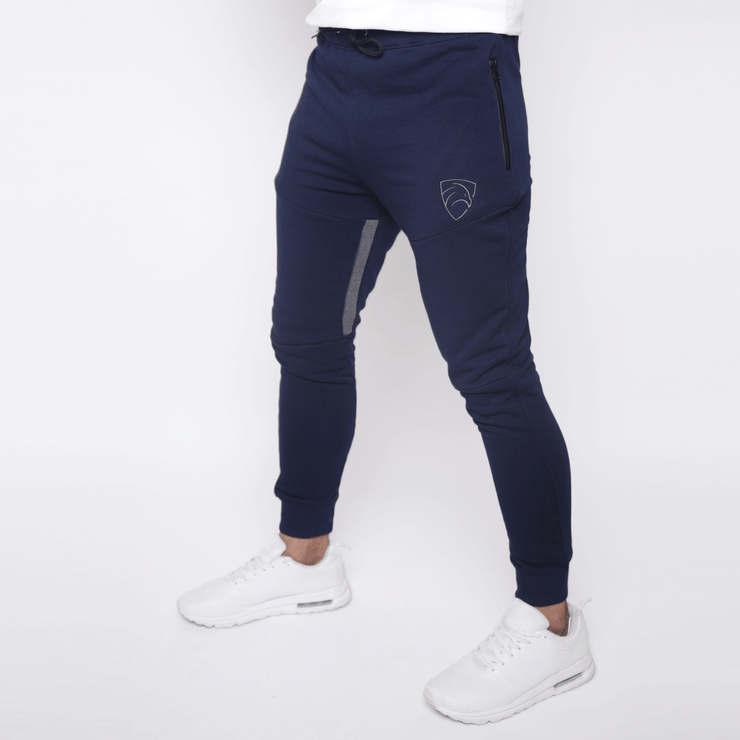 Tf-Navy Terry Cut Bottoms
