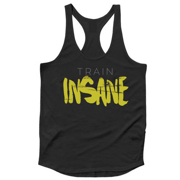 Train Insane Crew Neck