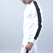 Tf-White Sweats Tracksuit