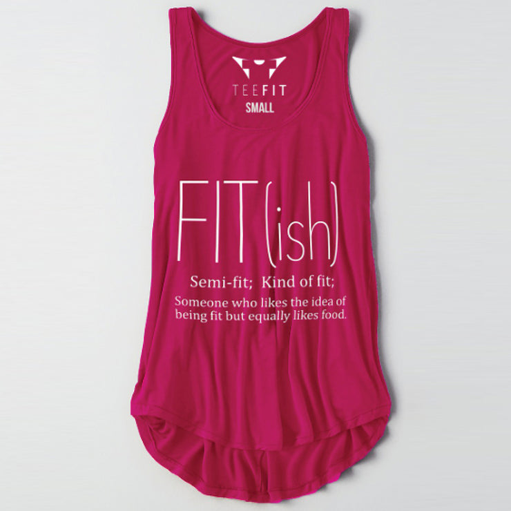 Fitish Pink Women Tank