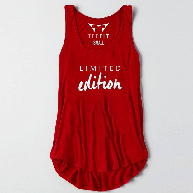 Limited Edition Red Women Tank