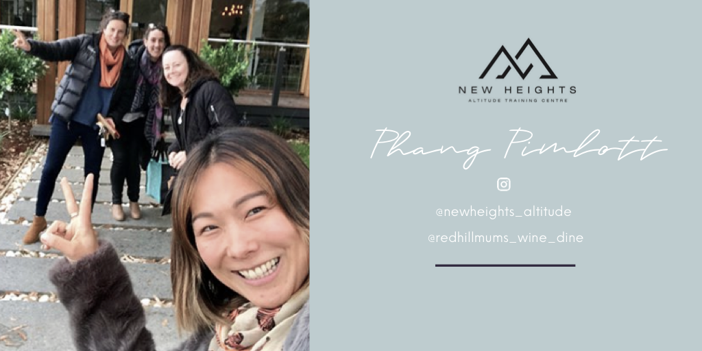 Reaching New Heights with Phang Pimlott