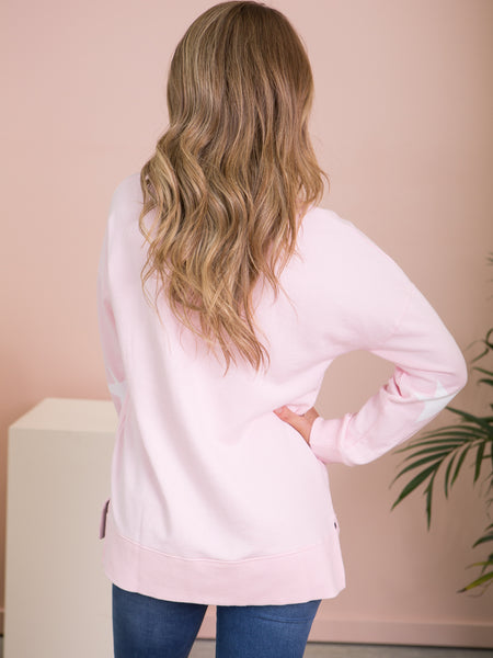 Elm Pink Super Fleece