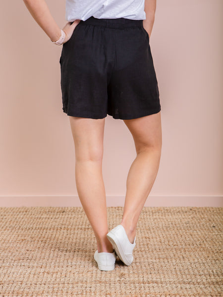 The Hoxton Short - Black