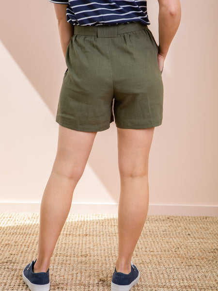The Hoxton Short - Khaki
