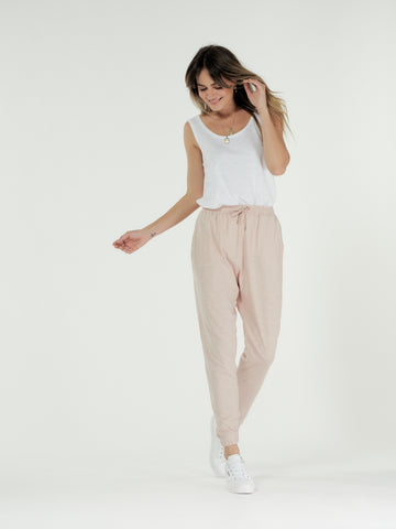 Aubrey Trackies Blush